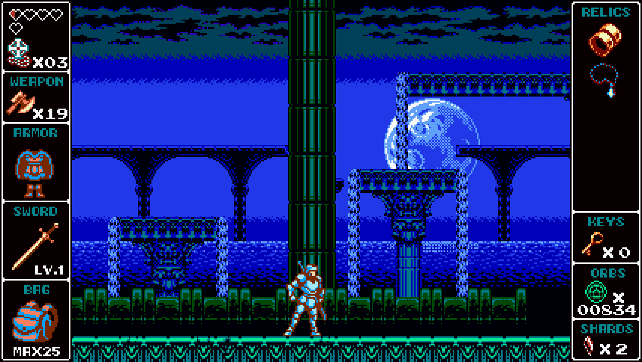 Odallus The Dark Call Gaming Cypher 3