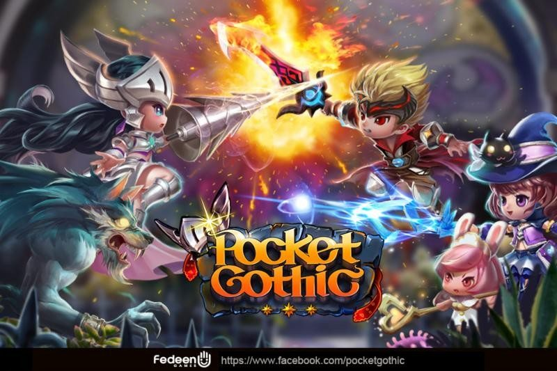 Pocket Gothic New Gameplay Video Released by Fedeen Games