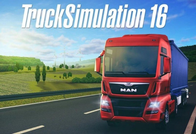 TruckSim is Now TruckSimulation 16 Available for Mobile