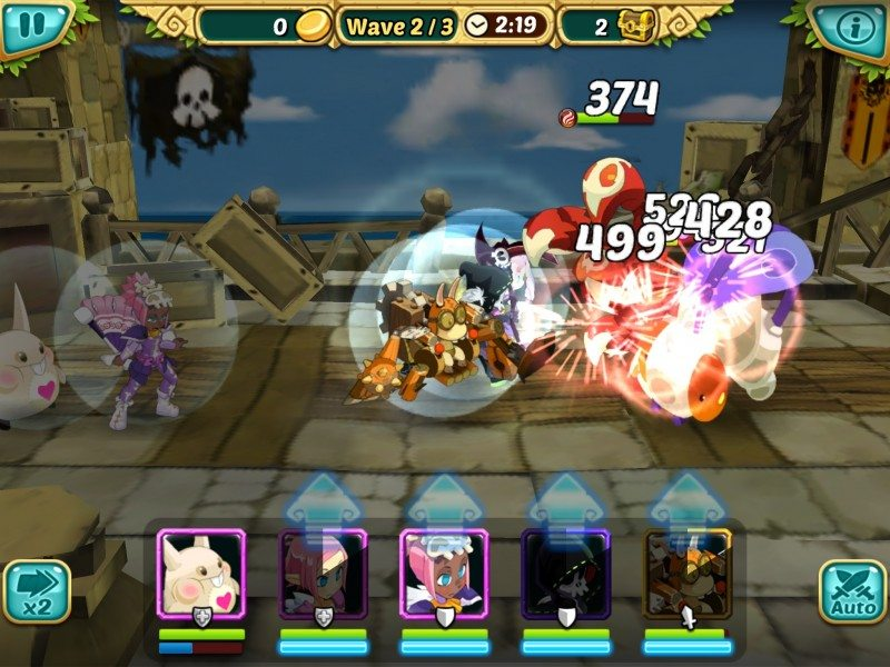 Wakfu Raiders New Combo Attack and Chapter Update Revealed