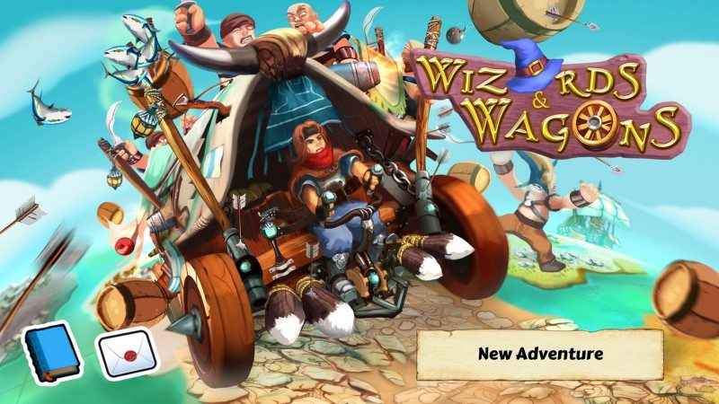 Wizards & Wagons Heading to Android March 3