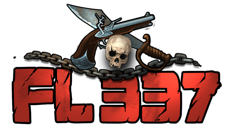 2D Sidescroller Pirate Beat 'em FL337 Announced for Steam Early Access