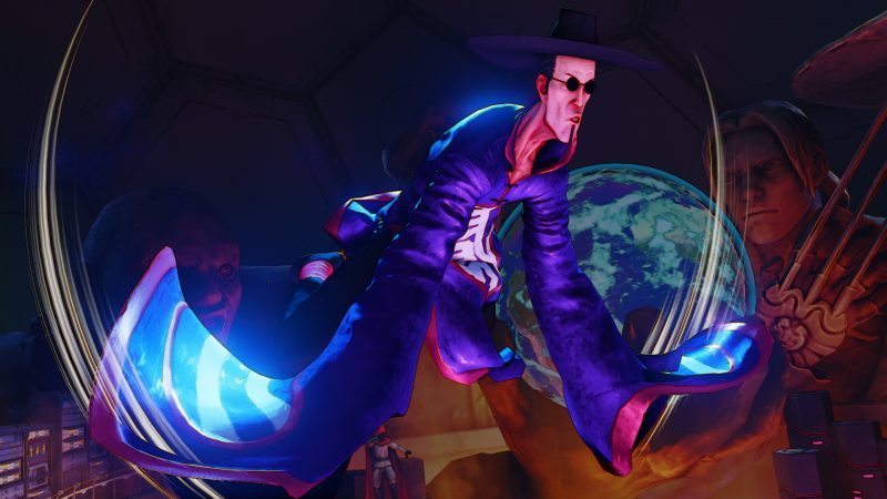 Street Fighter V Final Challenger F.A.N.G Announced at PlayStation Experience