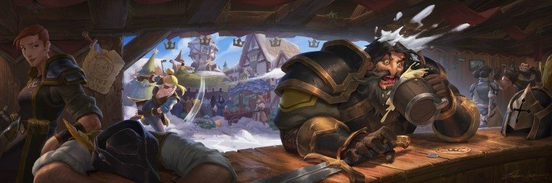 Albion Online Successful Start of Closed Beta and Plans for Development Updates
