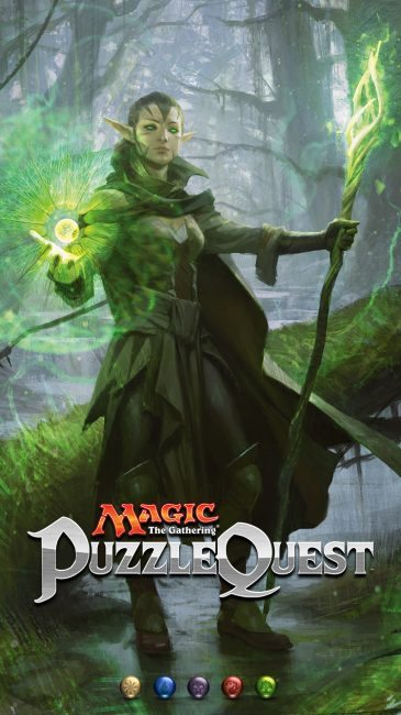 Magic: The Gathering - Puzzle Quest Launches on App Store and Google Play