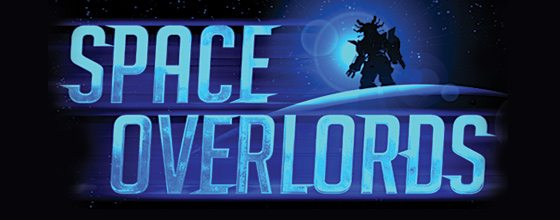 Space Overlords PlayStation Debut