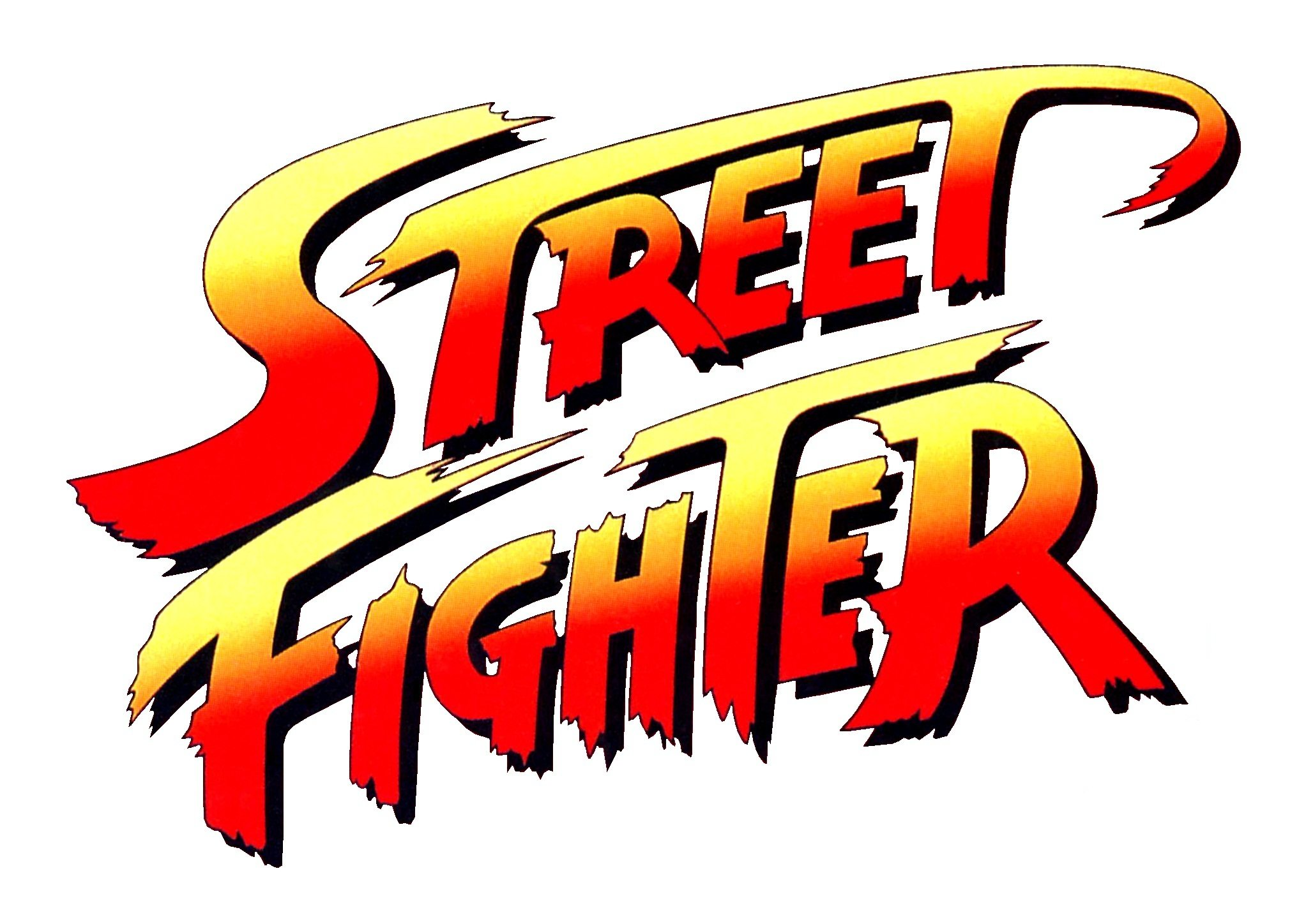 Street Fighter Logo Gaming Cypher