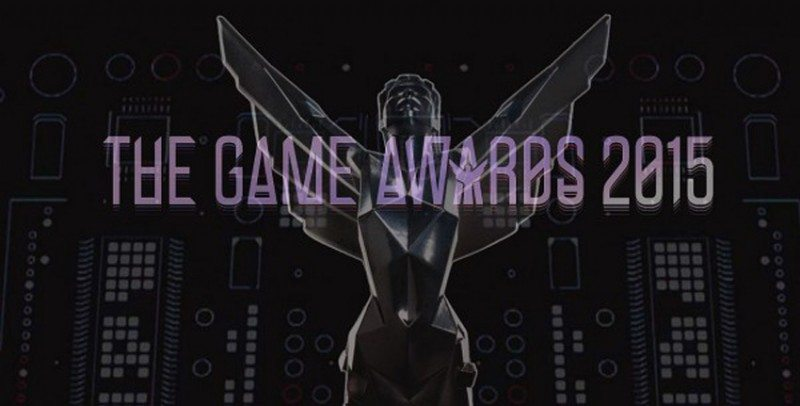 The Game Awards 2015 Winners List
