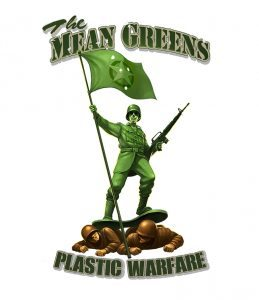 The Mean Greens: Plastic Warfare Launches Today on Steam