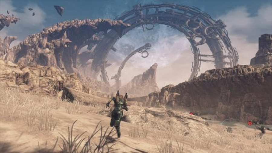 Xenoblade Chronicles X Gaming Cypher 4