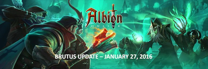 The Undead are Rising with the Latest ALBION ONLINE Update Brutus
