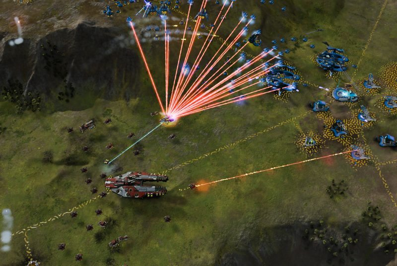 Stardock Releases Beta 2 of Ashes of the Singularity