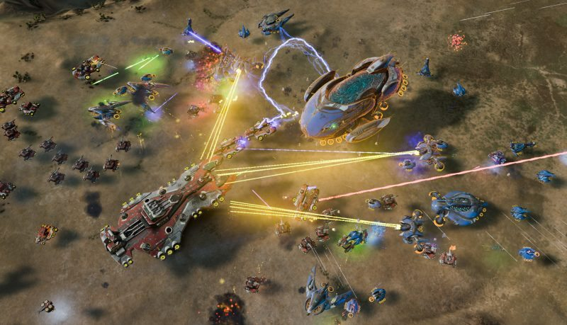 Stardock Releases First Public Beta of Ashes of the Singularity