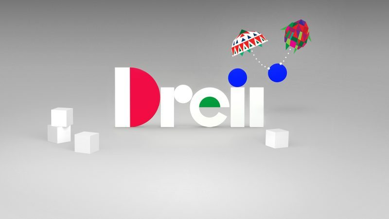 Collaborative Cross-Platform Physics Conundrum Dreii Goes on Sale Today on Steam and PlayStation Store