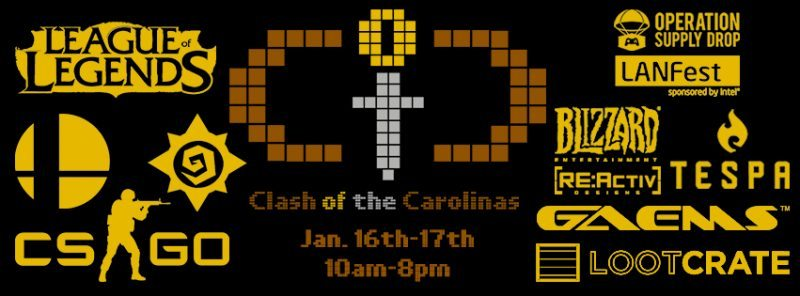Military Charity Operation Supply Drop Partners with Clash of the Carolinas