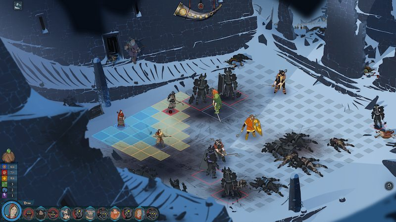 The Banner Saga Launches on PS4 and Xbox One Today