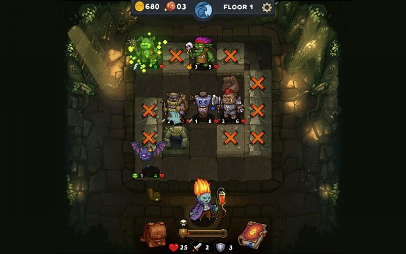 Dungelot: Shattered Land Launches Today on iOS