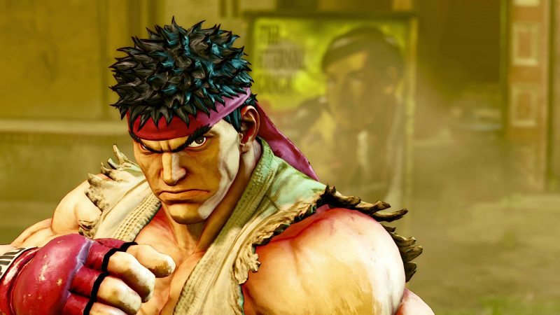 Capcom Reveals Street Fighter V Story Details & New Post Launch Plans