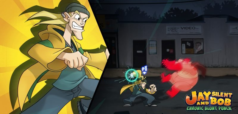 Jay and Silent Bob are Getting their Own Video Game