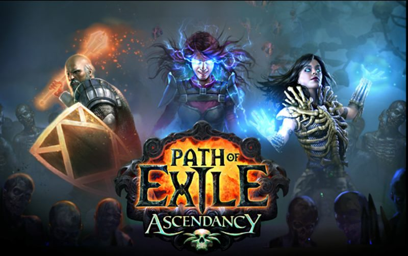 Grinding Gear Games Path of Exile: Ascendancy Launch Date Revealed