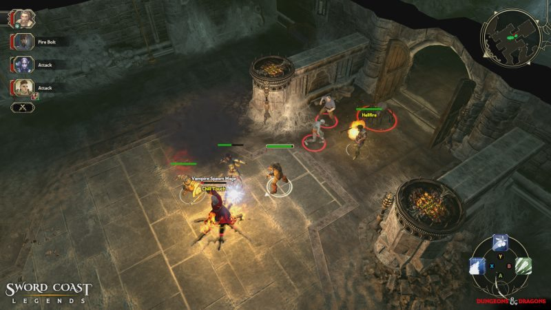 Sword Coast Legends Heading to PS4 and Xbox One Spring 2016