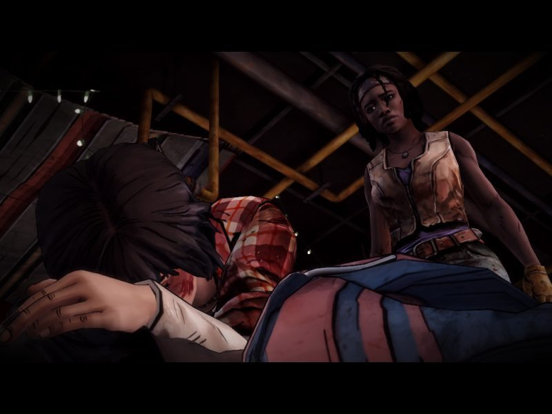 PC REVIEW: The Walking Dead: Michonne – A Telltale Miniseries Ep. 1 In Too Deep