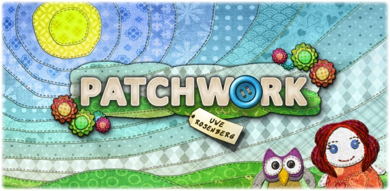 Uwe Rosenberg's PATCHWORK Arrives on Android, iOS and Windows Phone Next Week