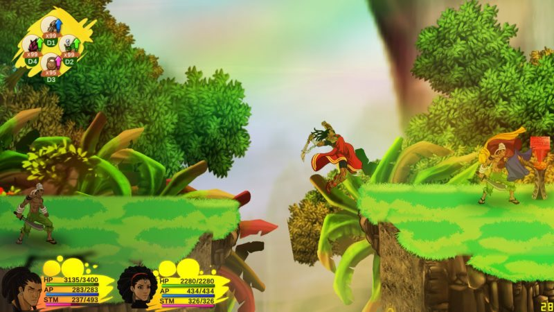 Aurion: Legacy of the Kori-Odan Release Date Announced, New Trailer