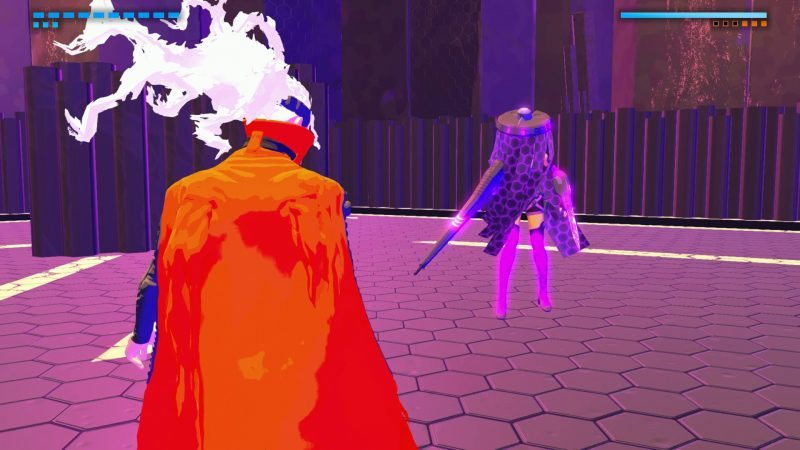 New FURI Trailer Electrifies with All-Boss Gameplay