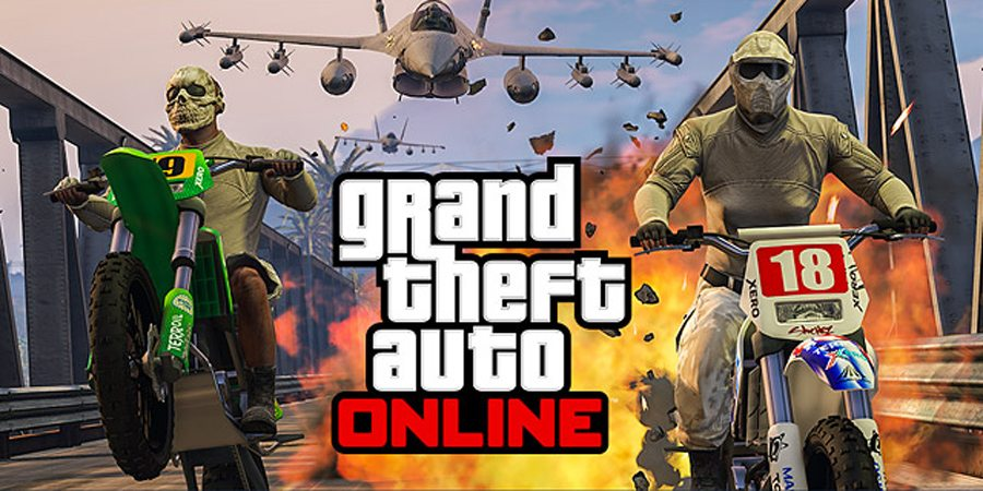 GTA Online March 4-10 Gaming Cypher LARGE