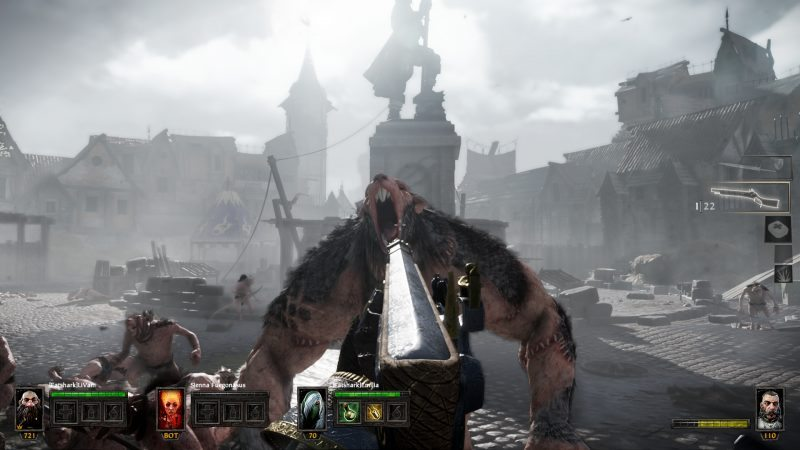 New Game Mode & 2 Maps Released for WARHAMMER: END TIMES - VERMINTIDE