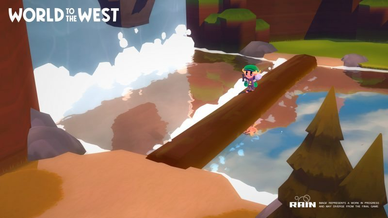 Rain Games Announces World to the West