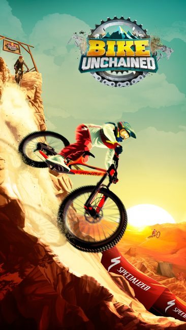 Red Bull Rampage Comes to BIKE UNCHAINED in Mobile Game's New Update