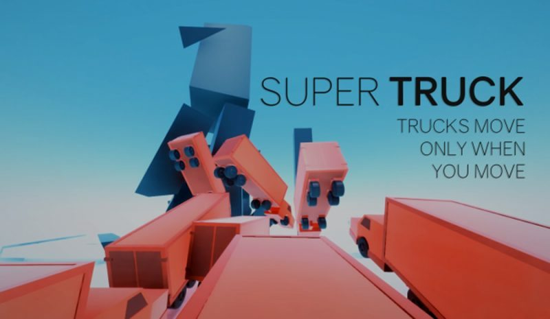 tinyBuild Releases SUPER TRUCK for Free