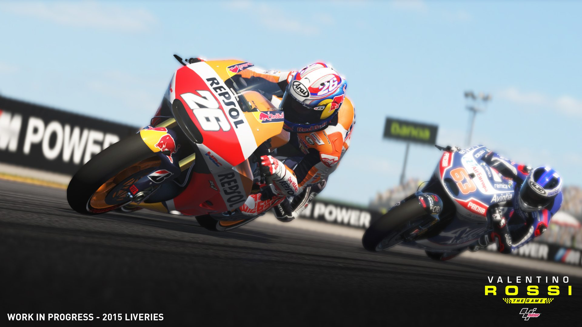 Official MotoGP Videogame Coming to North & Latin American Consoles & PC with Valentino Rossi: The Game