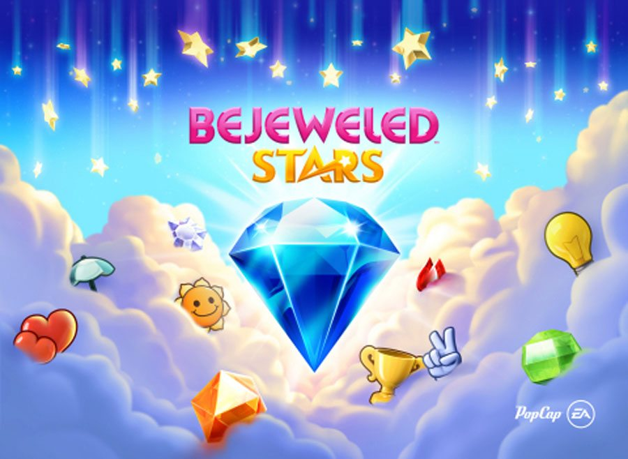 PopCap Games Celebrates All-New Bejeweled Stars Available Now on Mobile