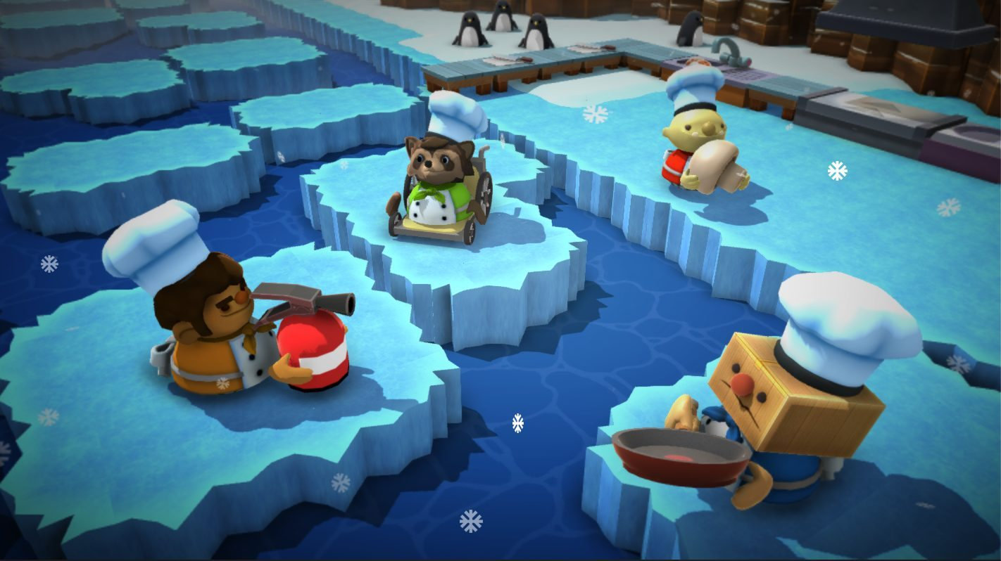 Overcooked: Gourmet Edition by Team17 Console Retail Launch Revealed