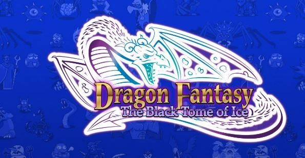 Dragon Fantasy: The Black Tome of Ice Now Available on 3DS, Wii U and Steam