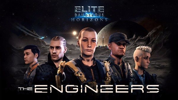 Elite Dangerous: Horizons The Engineers Update Now Available