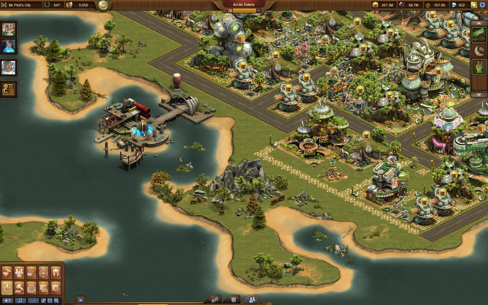 forge of empires how to play