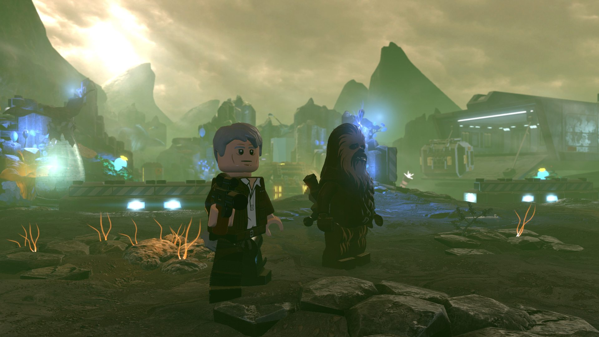 LEGO Star Wars: The Force Awakens will be released on June 28, 2016 and marks the triumphant return of the No. 1 LEGO videogame franchise, immersing fans in the new Star Wars adventure like never before. Players can relive the epic action from the blockbuster film in a way that only LEGO can offer, featuring all of the storylines from Star Wars: The Force Awakens, retold through the clever and witty LEGO lens. The game will also feature exclusive playable content exploring untold adventures set in the time leading up to Star Wars: The Force Awakens, providing further insight about the new movie and its characters. The game will be available for PlayStation 4, PlayStation 3, PlayStation Vita, Xbox One, Xbox 360, Wii U, Nintendo 3DS and Steam (Windows PC).