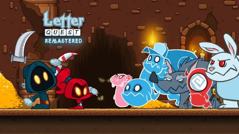 Letter Quest: Grimm's Journey Available as Cross Buy for PS4 & Vita May 17