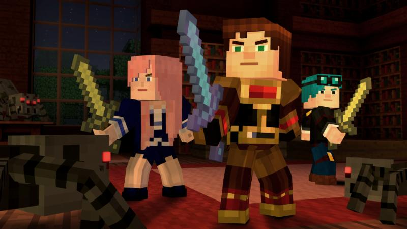 Minecraft: Story Mode - A Telltale Games Series Continues with Episode 6