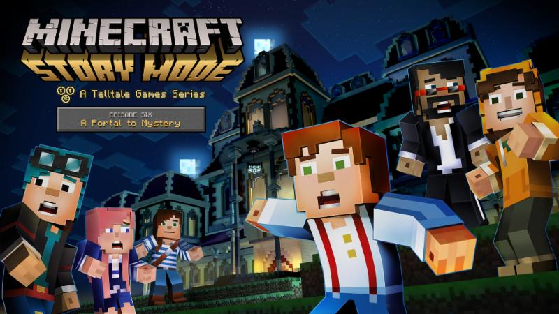 Minecraft: Story Mode - A Telltale Games Series Episode 6 Now Available