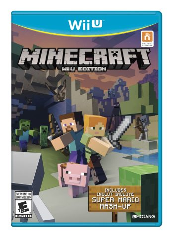 Minecraft: Wii U Edition Now Available in Stores