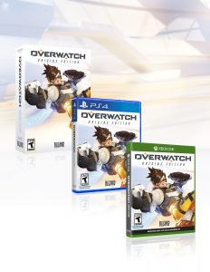 OVERWATCH is Live on Console and PC