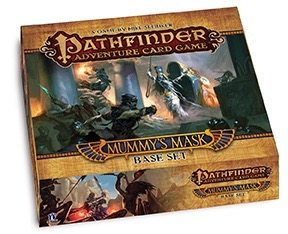 Mummy's Mask Comes to Pathfinder Adventure Card Game