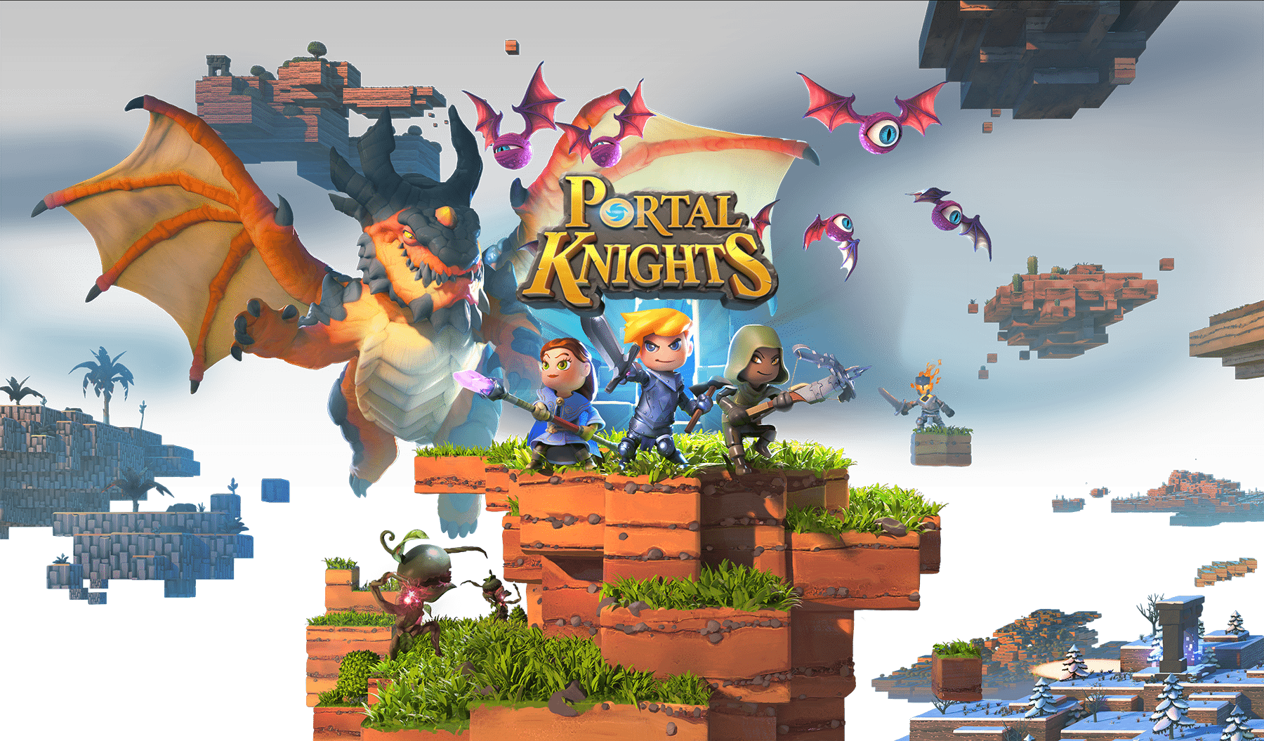 Portal Knights Update Adds Controller Support and Much More!