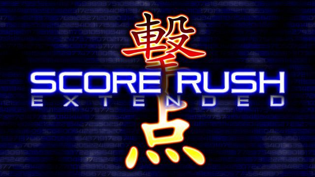Score Rush Extended Available Now on PS4
