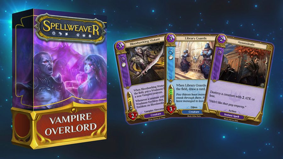 First Spellweaver DLCs Now Available on Steam